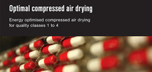 Optimal compressed air drying whitepaper