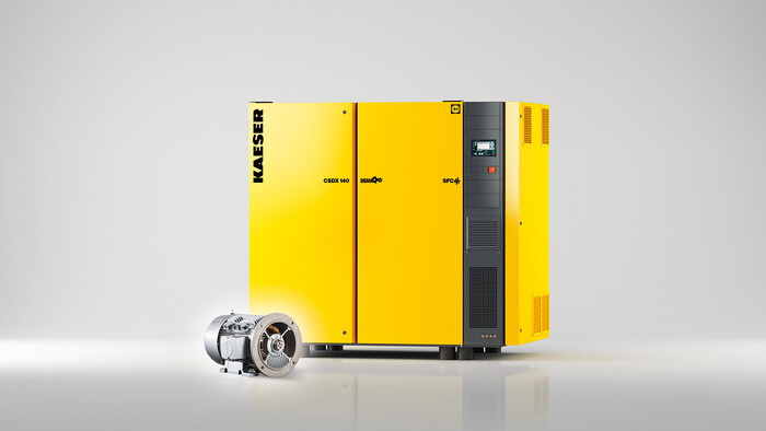 KAESER CSD CSDX series rotary screw compressor