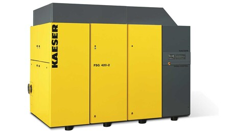 FSG rotary screw compressor