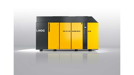 i.HOC rotary screw compressor