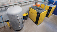 Kaeser CSD rotary screw compressors at Oji Fibre Solutions