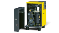 SX rotary screw compressor – open